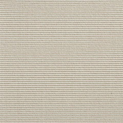 Belize Outdoor Sisal Rug Collection in Frost with Narrow Cotton border in Alabaster
