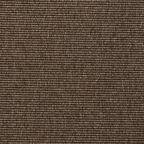 Chelsea Nylon Commercial Rugs & Carpet Collection in Brown with Narrow Cotton border in Fudge