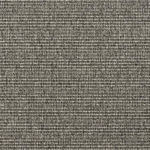 Tribeca Nylon Commercial Rugs & Carpet Collection in Granite with Narrow Cotton border in Silver Shadow