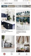 pinterest app for interior design ideas
