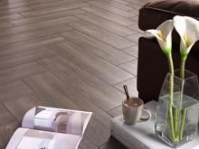 Patterned Hardwood is One of the Biggest 2019 Flooring Trends.
