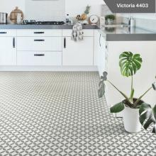 Upgrade Your Kitchen With Modern Sheet Vinyl Flooring.