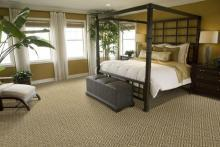 Breathe New Life Into Old Spaces with Wall-to-Wall Sisal Carpet.